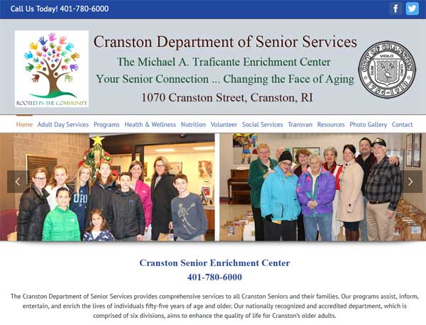 Cranston Senior Enrichment Center